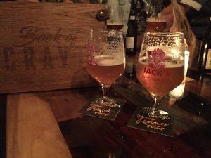 Speciaal bier bij Cravt in Uden